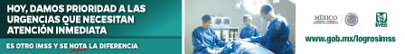 Hoy, damos prioridad a las urgencias que necesitan atención médica